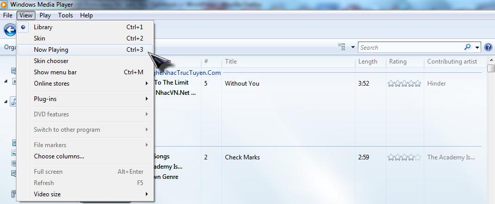 Tips : Cara Setting Equalizer Windows Media Player 12 untuk Bass dan